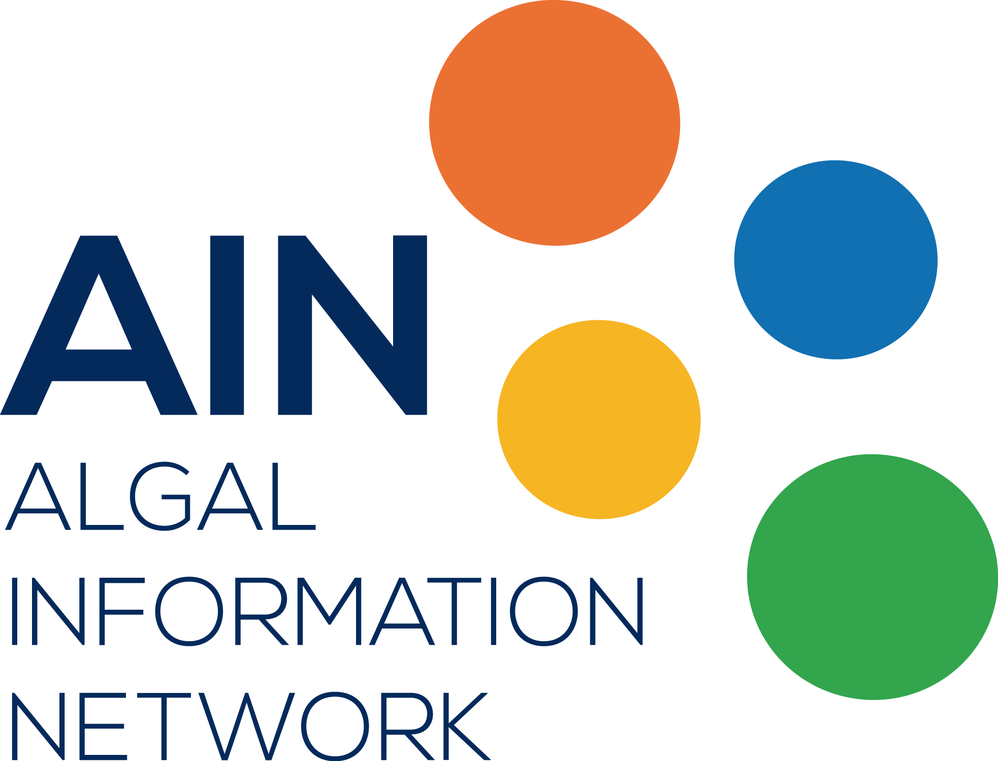 Welcome to AIN - The Algal Information Network!